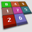 Number Slide-15 Fifteen puzzle icon