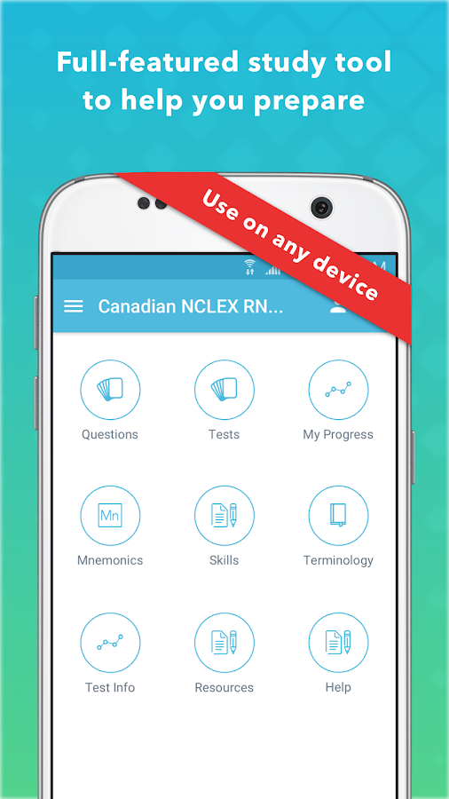 Canadian NCLEX RN Mastery- screenshot