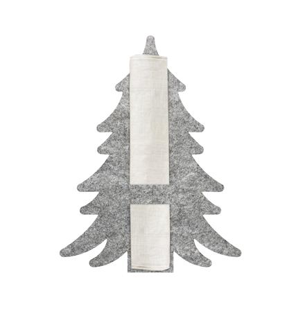 5-pack Servetthållare Julgran