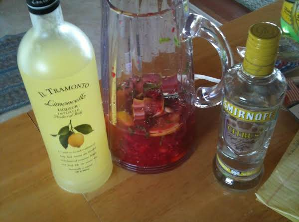 Summertime Sangria