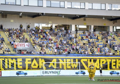 """STVV fans zijn het meer dan beu: """"Open jullie ogen voor wij ze sluiten"""""""