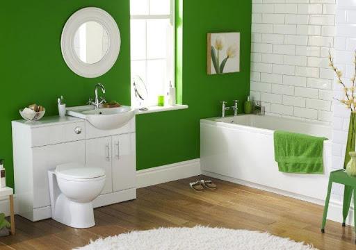 Foto do Design de cor interior da casa