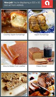 American Food Recipe - náhled
