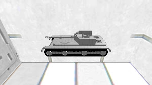ラインメタル風自作車両