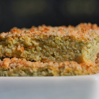 Broccoli Cheese Emerald Nuggets