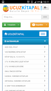 Ucuzkitapal screenshot 6