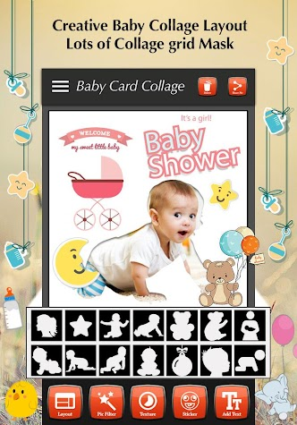 baby collage maker screenshot baby collage maker screenshot