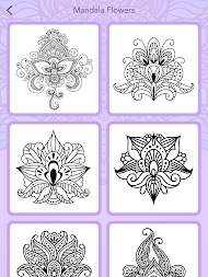 Mandala Coloring Book APK Screenshot Thumbnail 16