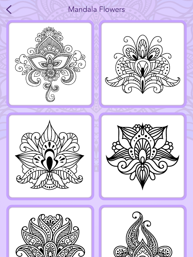 Mandala Coloring Book Android Apps on Google Play