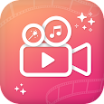 Photo Video Maker with Music : Video Editor