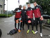 Le Standard croit en ses deux jeunes gardiens