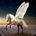 Pegasus HD Live Wallpaper icon