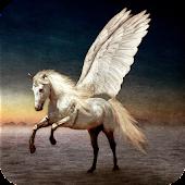 Pegasus HD Live Wallpaper