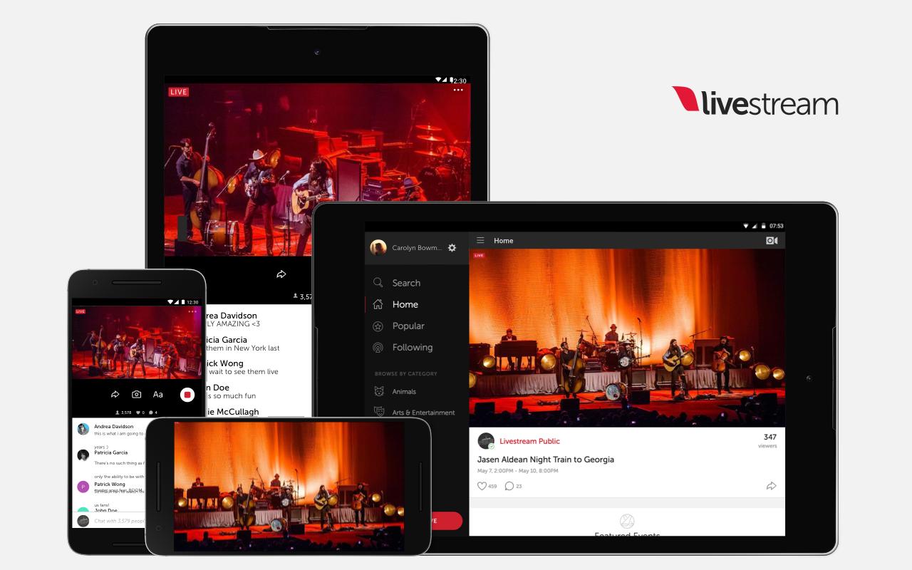 live livestream