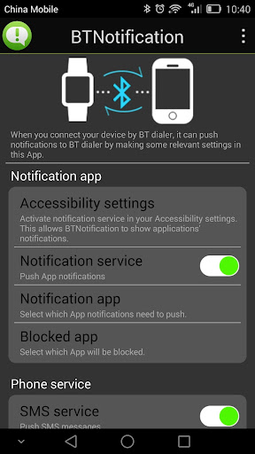 bt notifier apk for iphone