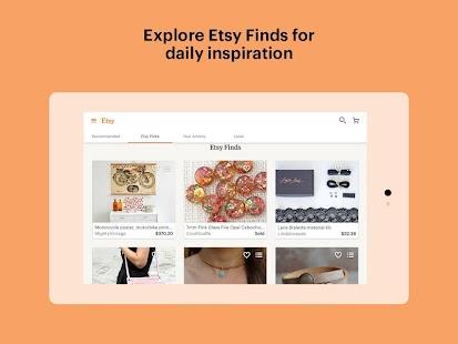 Etsy: Handmade & Vintage Goods Screenshot 14