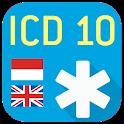 ICD 9 10 INDONESIA ENGLISH icon