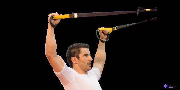 Mit TRX Bändern in 16 Minuten PERFEKT trainieren | Für eine gesündere Haltung und mehr Ausgeglichenheit. 5