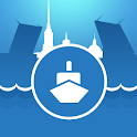 St. Petersburg boat trips icon