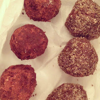 Casey's Chocolate Nut Butter Protein Balls