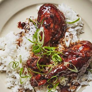 Filipino Chicken Adobo.