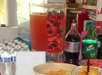 Triple Berry Sangria Recipe