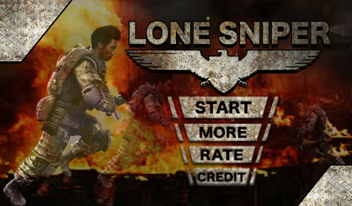 Lone Super Sniper
