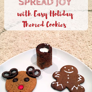 Spreading Joy with Four Easy Holiday Themed Cookies