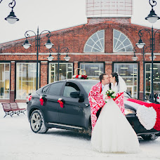 Wedding photographer Oksana Kirillova (oksana). Photo of 19.01.2017
