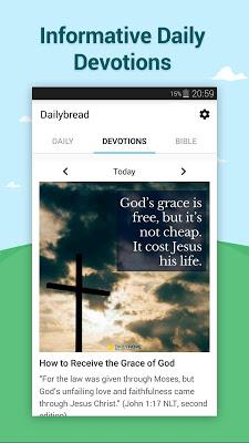 Bible App - screenshot