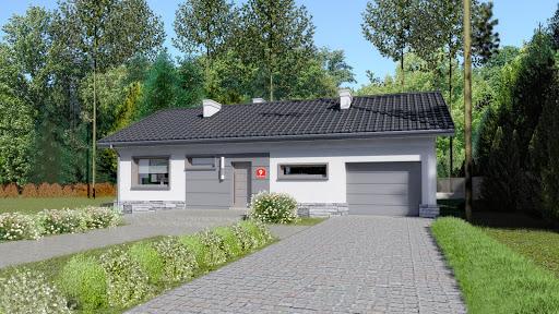 projekt Dom przy Przyjemnej 9 bis
