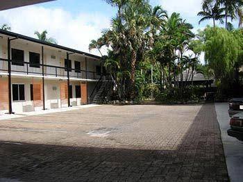 High Chaparral Motel