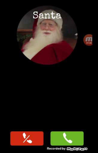 Santa christmas Call 1.2 screenshots 5