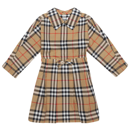 Primary image of Burberry Crissida Check Dress