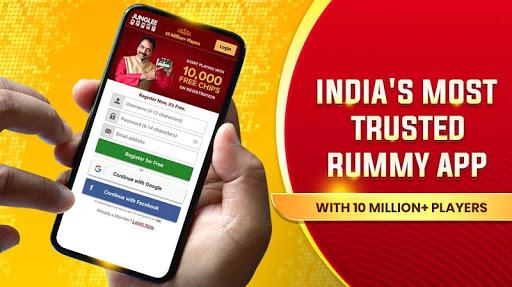 Indian Rummy Card Game: Play Online @ JungleeRummy 1.0.30 screenshots 1
