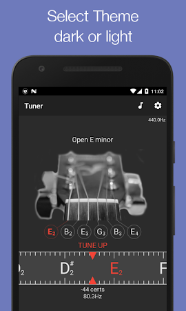 Guitar Tuner 2.1.5 screenshot 1590178