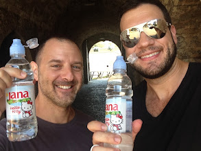 Photo: Hello kitty water