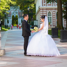 Wedding photographer Anastasiya Kryuchkova (Nkryuchkova). Photo of 17.08.2016