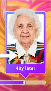 Older Face - Aging Face App, Face Scanner Screenshot