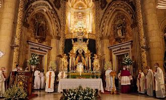 Misa en honor a la Virgen del Mar