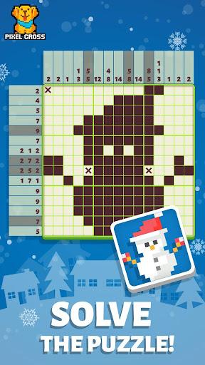 Pixel Crossu2122-Nonogram Puzzles 4.8 screenshots 6