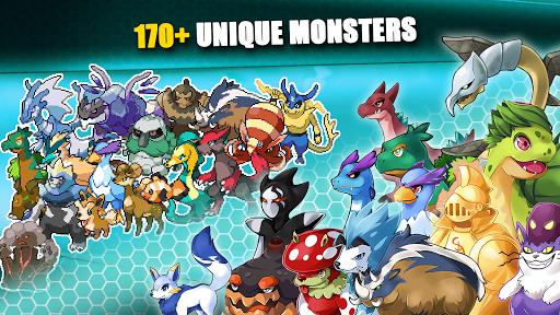 EvoCreo - Lite: Pocket Monster & Master Trainer apkpoly screenshots 2