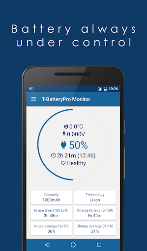T-BatteryPro Monitor v1.23 [Paid]