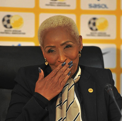 Ria Ledwaba says her new role as Safa vice-president is just the beginning for women in the soccer fraternity.