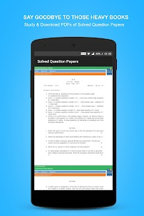 Solved Question Papers - Class 12th - náhled