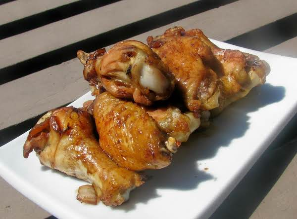 Spiced Wings Recipe