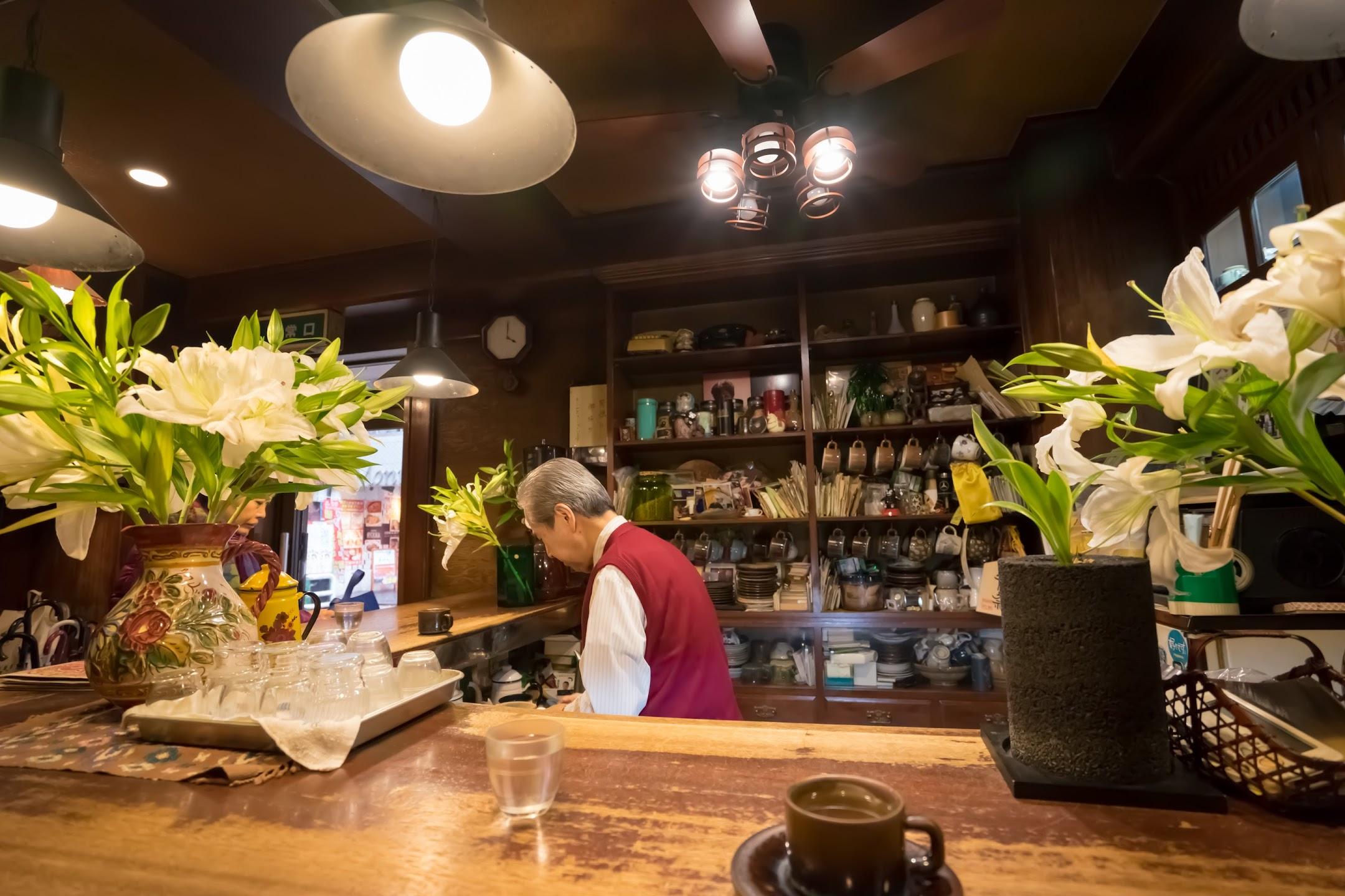 Kumamoto coffee arrow3
