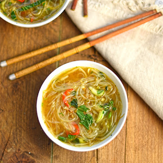 Hot And Sour Lemongrass Soup Recipes