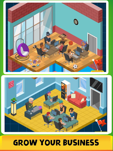 Smartphone Tycoon - Idle Phone Clicker & Tap Games apkmr screenshots 4