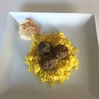 Kofta Inspired Meatballs.